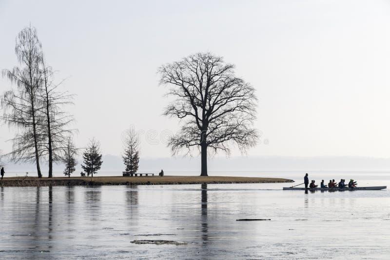 什未林,德国 图库摄影