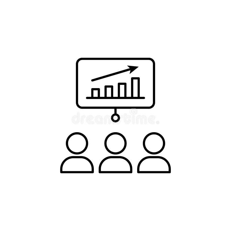 介绍人图概述象 财务例证象的元素 标志,标志可以为网,商标,流动应用程序使用 向量例证