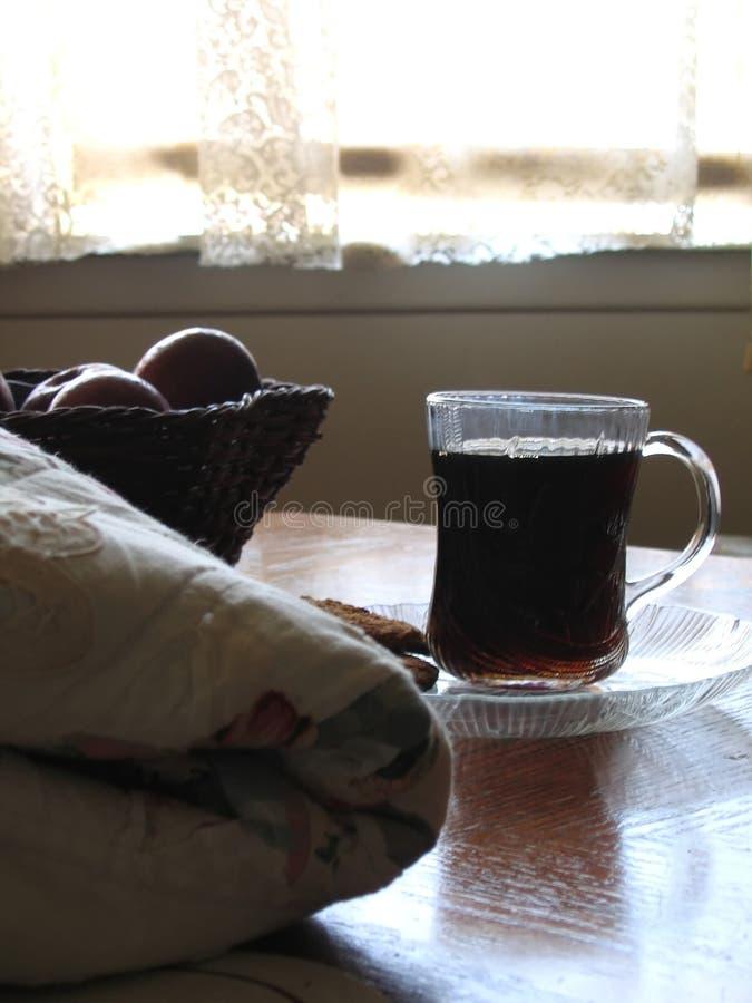 仍然咖啡生活 免版税图库摄影