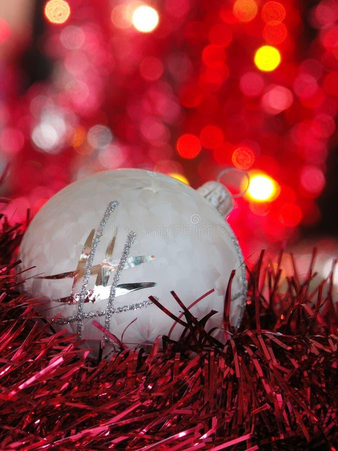 仍然圣诞节生活 库存照片
