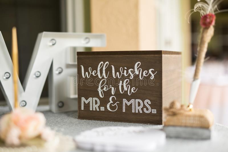 仍然婚姻的生活 免版税库存图片