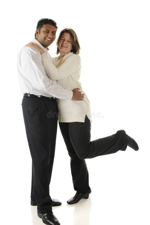 仍然愉快地结婚 免版税图库摄影