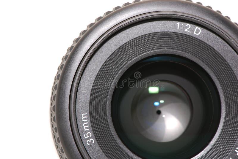 仍然摄象机镜头 库存照片