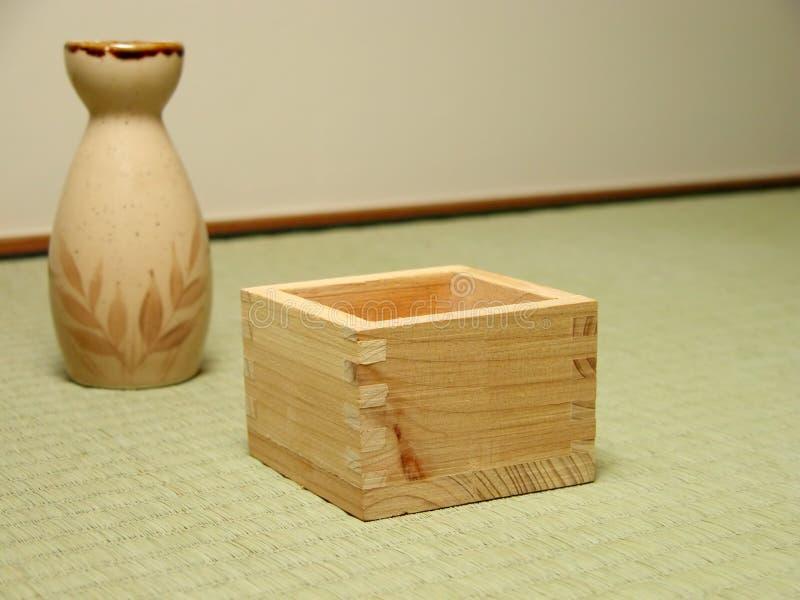 仍然日本寿命 免版税库存图片