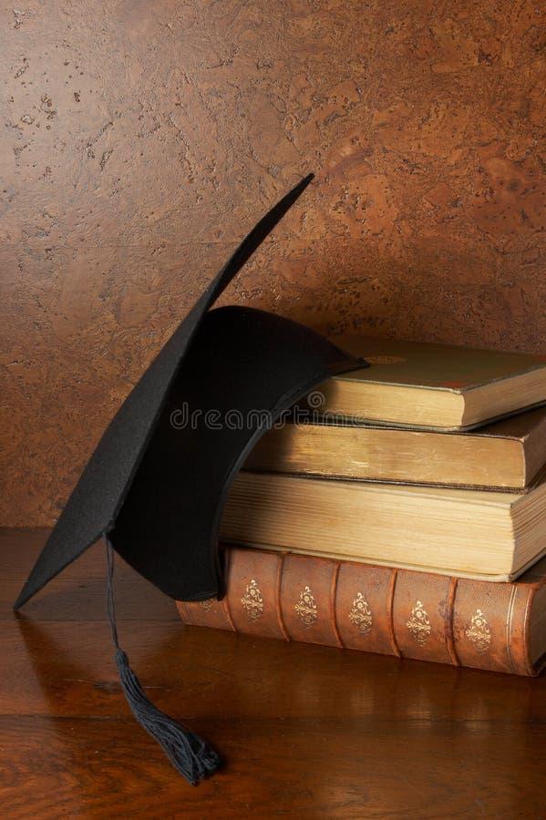 仍然毕业生活 免版税库存图片