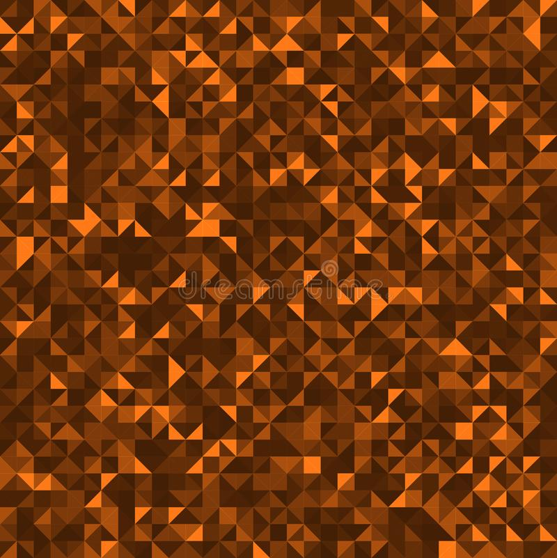 从三角的抽象背景 库存照片
