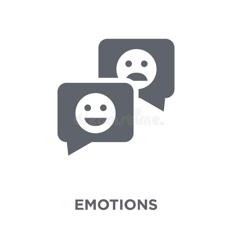 从人力资源汇集的情感象 向量例证