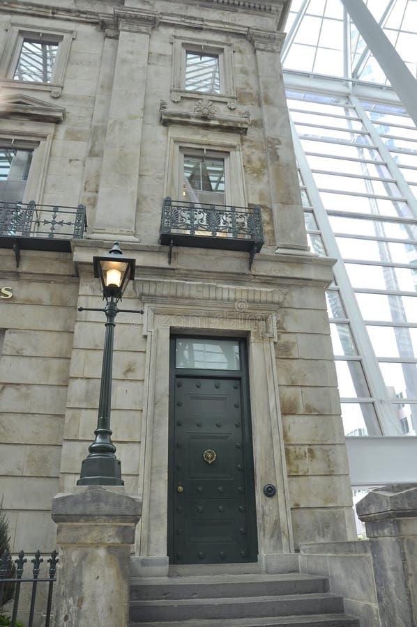 从多伦多的Brookfield地方历史建筑安大略省的加拿大 库存图片