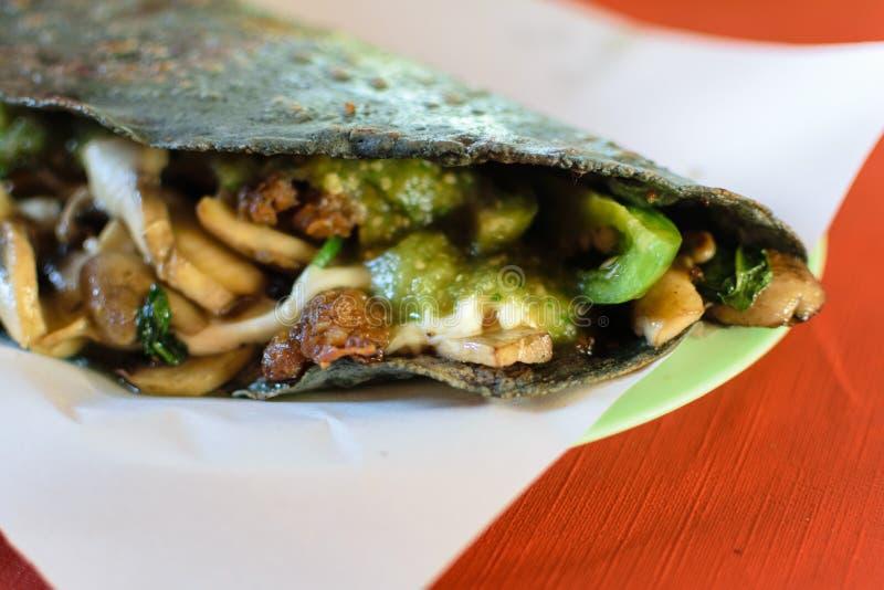 从普埃布拉的墨西哥美食 库存图片