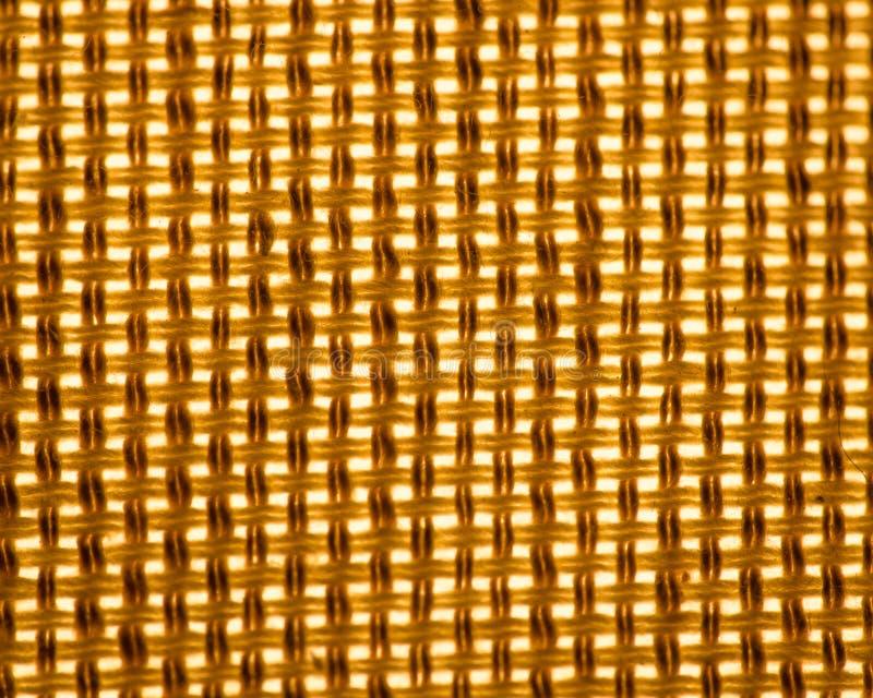 从有启发性灯罩织品的背景织地不很细样式  免版税库存图片