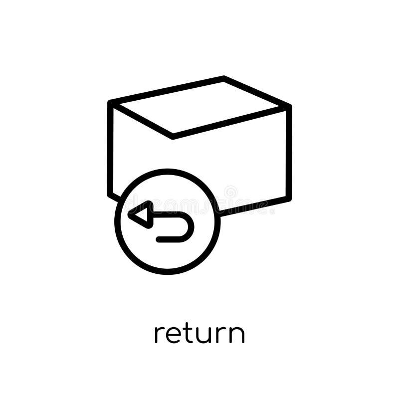 从汇集的回归象 向量例证