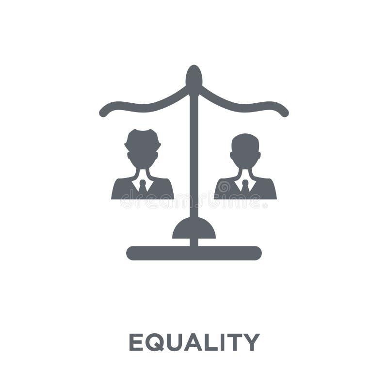 从汇集的平等象 库存例证