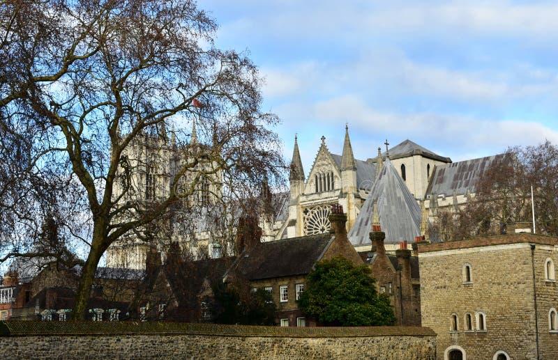 从珠宝塔的西敏寺 大厦王国伦敦老塔团结的维多利亚 免版税库存图片