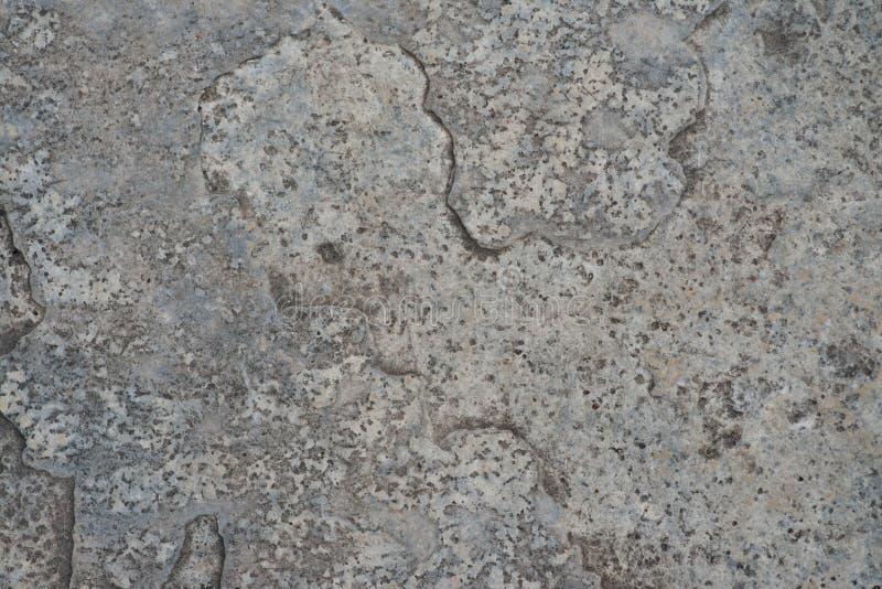 从石道路摊铺机的边路,石板走道 免版税库存图片