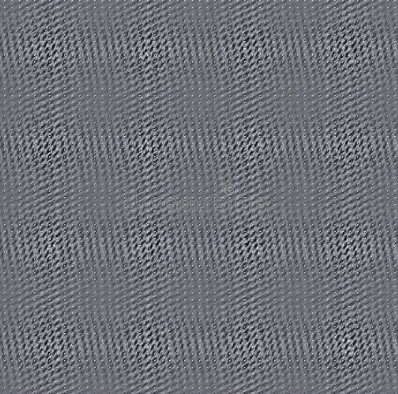 以白色鞋带的形式无缝的样式在黑背景 库存图片