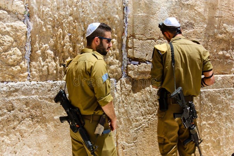 以色列的颜色 免版税图库摄影