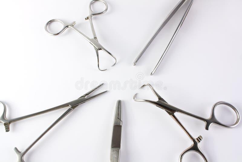 仪器医疗外科 免版税图库摄影