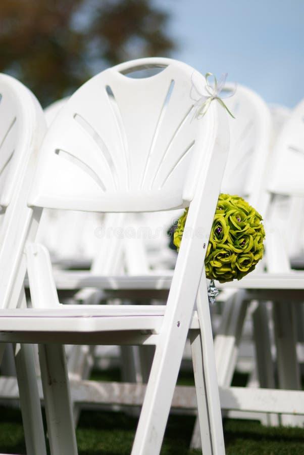仪式主持婚礼 库存照片