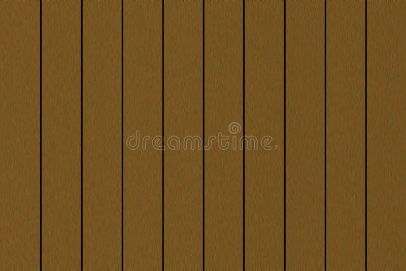 仿制木板条板材  向量例证