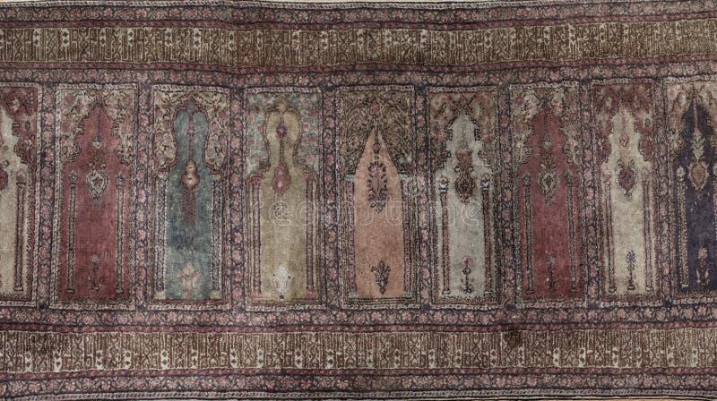 仿古地毯 图库摄影