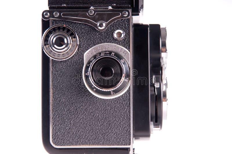 仿古照相机 免版税库存照片