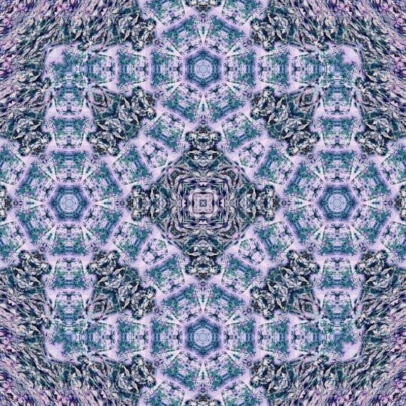 仿造在蓝色葡萄牙瓦片或方形的蔓藤花纹作用地毯,披肩,地毯的例证 库存例证