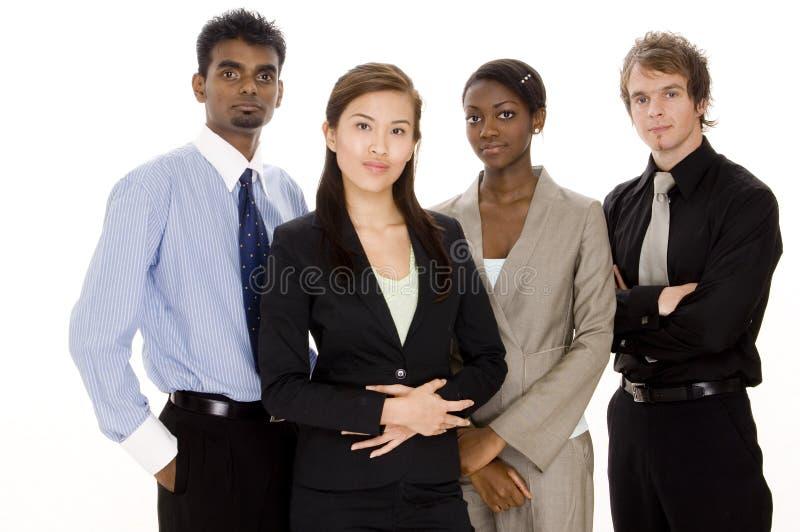 企业不同的小组 免版税库存图片