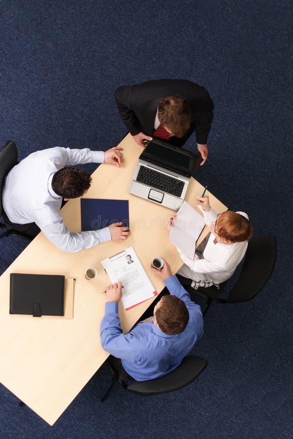 企业危险的方法 免版税库存图片