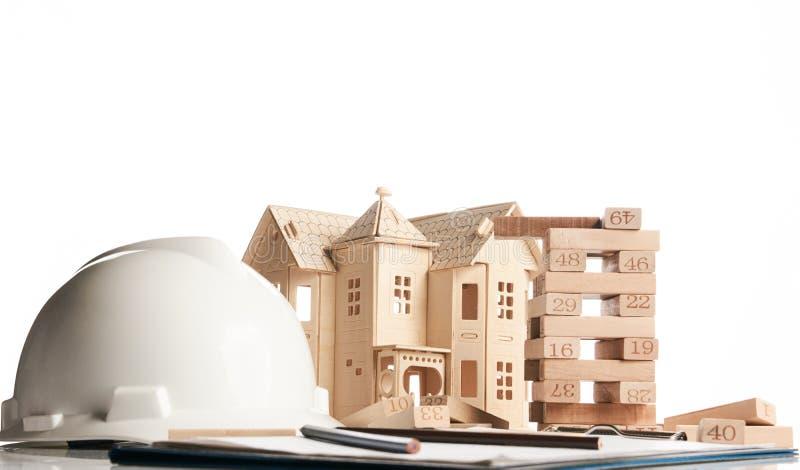 企业和建筑概念 库存照片