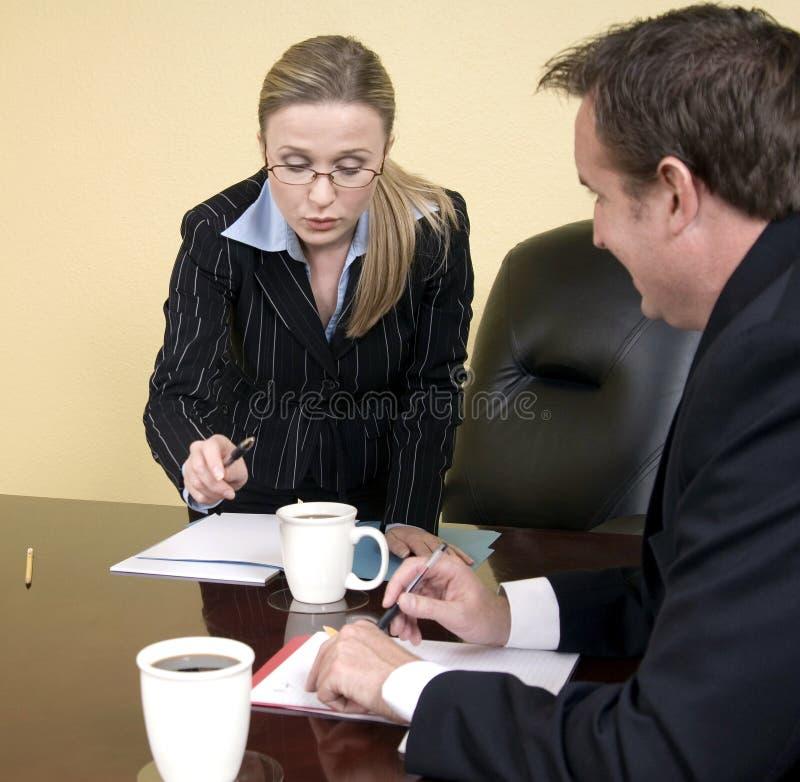 企业咖啡 库存图片
