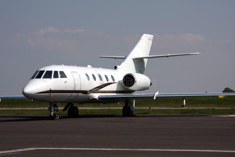 企业喷气机 免版税库存图片