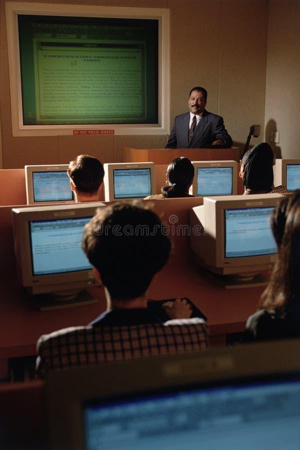 企业培训 库存图片