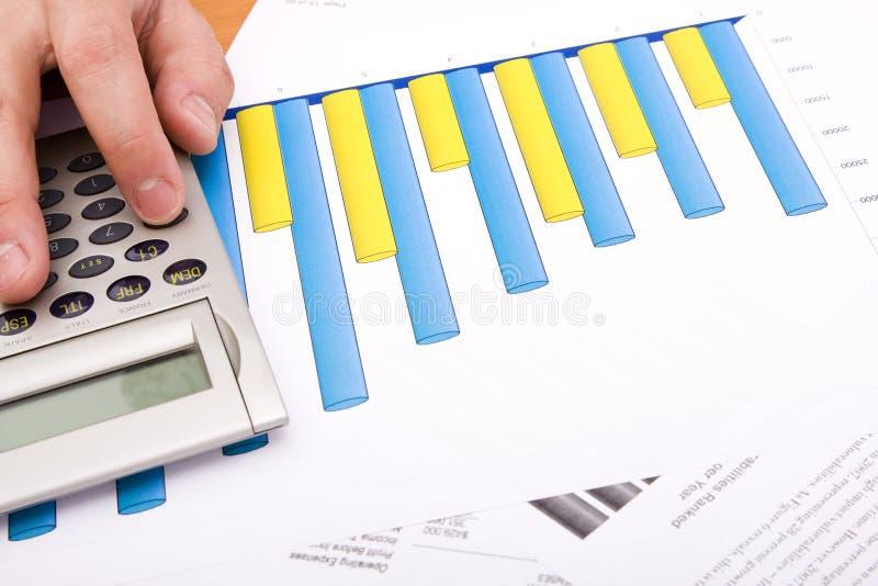 企业增长 免版税库存照片