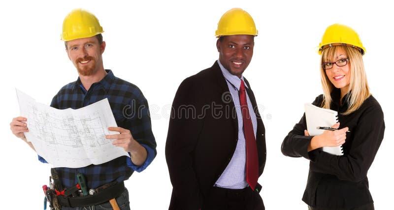 企业小组工作 库存照片