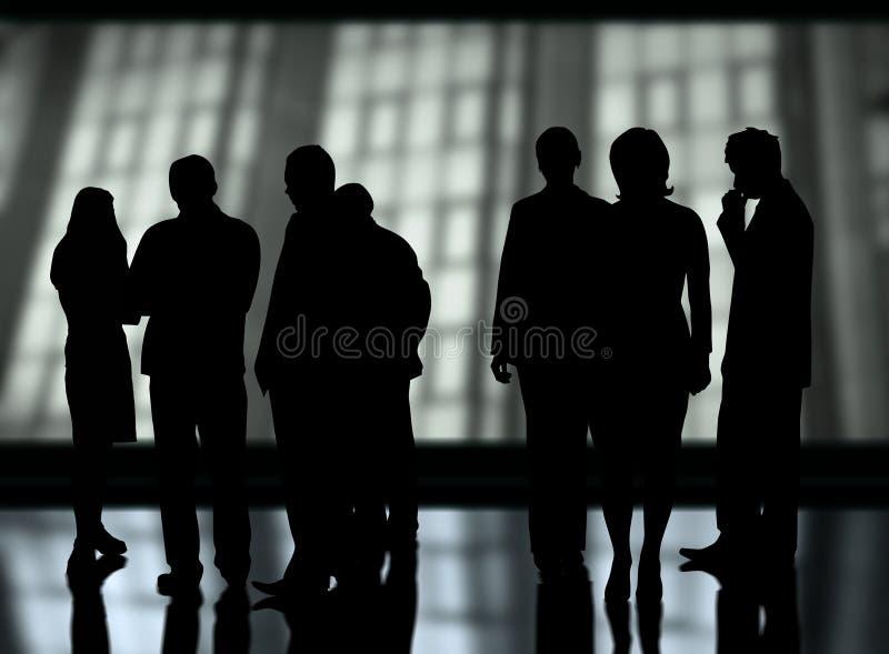 企业小组 库存照片