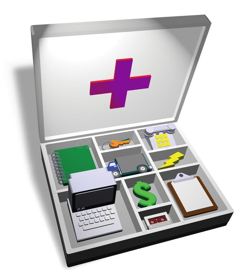 企业工具箱生存