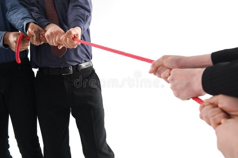 企业战争 库存图片