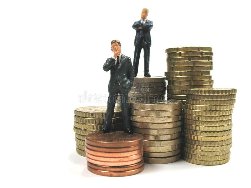 企业执行 免版税库存图片