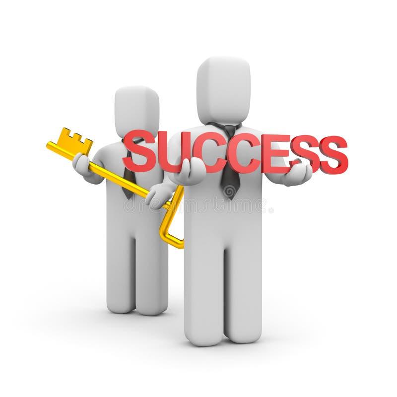 企业新金子的关键字 向量例证