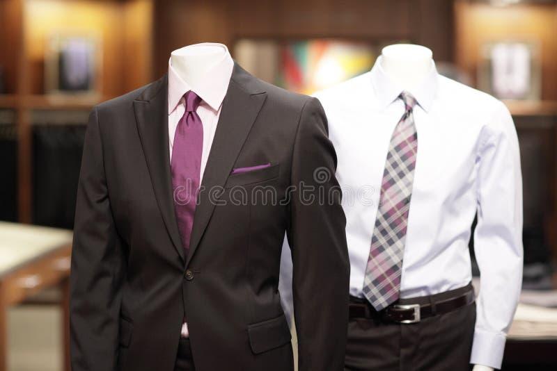 企业时装模特 免版税库存图片