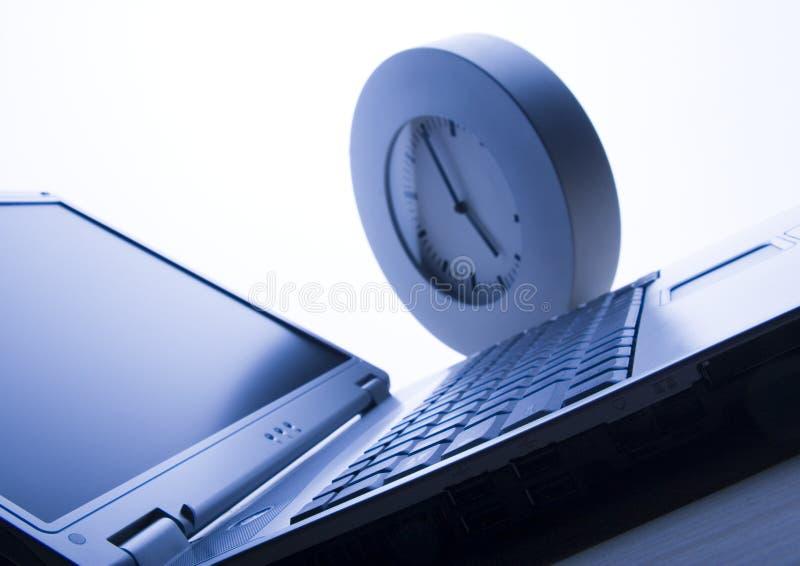 企业时间 库存图片