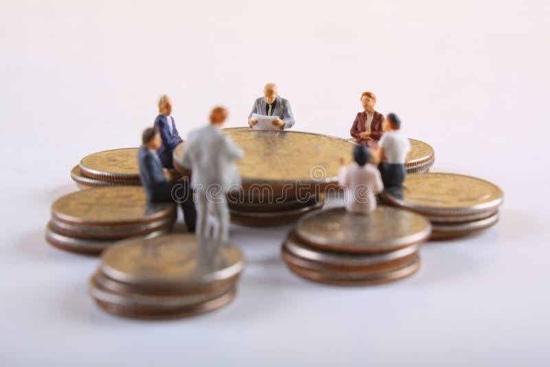 企业概念计划 免版税库存照片