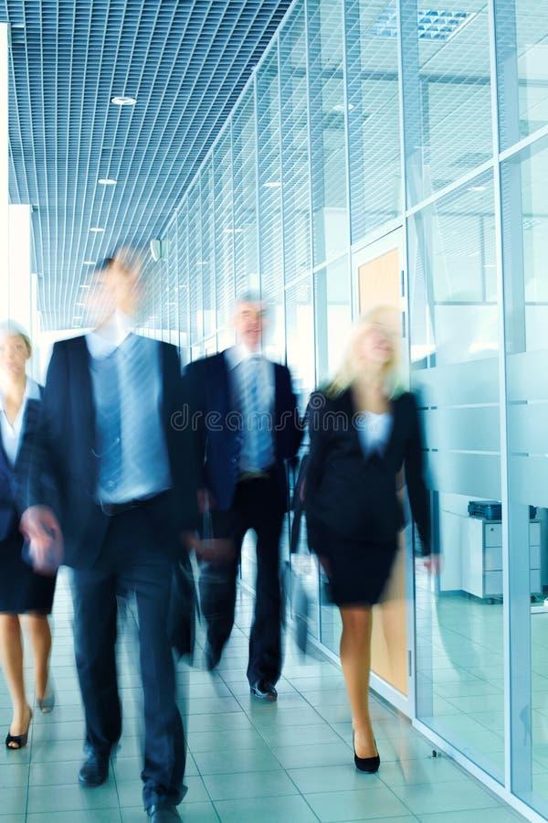 企业热心者 免版税库存图片