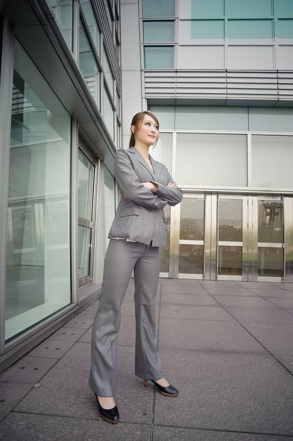 企业确信的经理 图库摄影