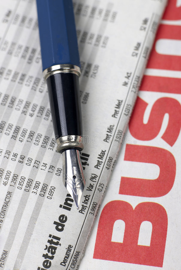 企业系列 免版税库存图片
