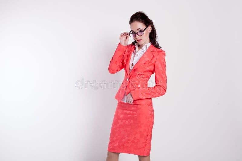 企业老师助理秘书 免版税库存照片