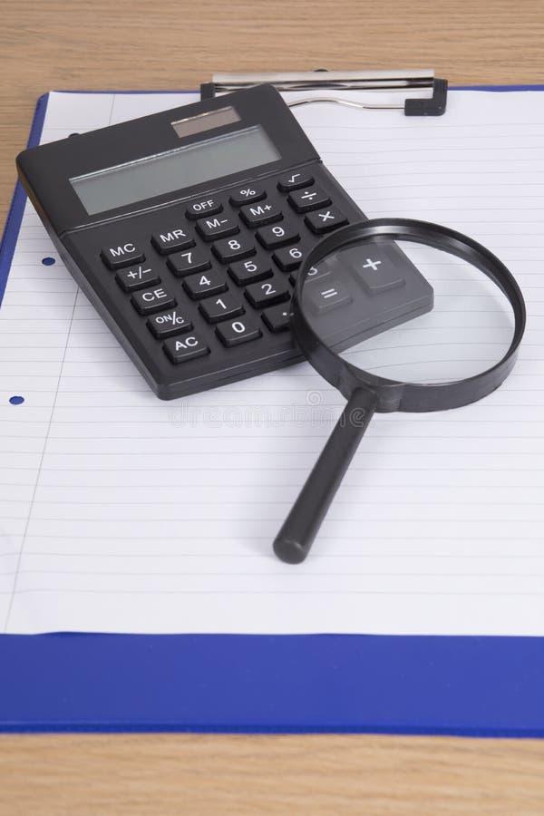 企业规划、分析和会计概念 库存图片