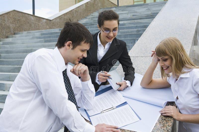 企业规划起始时间 库存图片