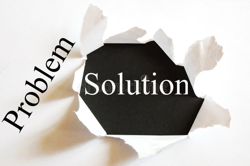企业解决方法 免版税库存照片
