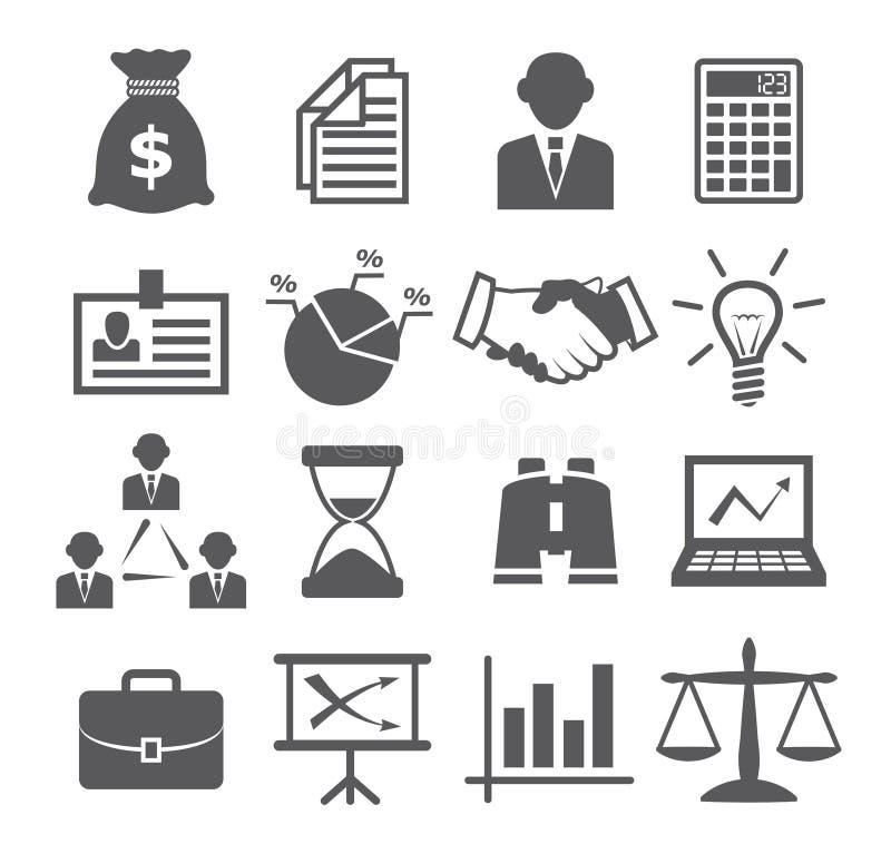 企业象 向量例证